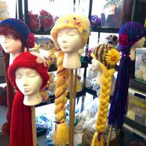 Assorted Wigs